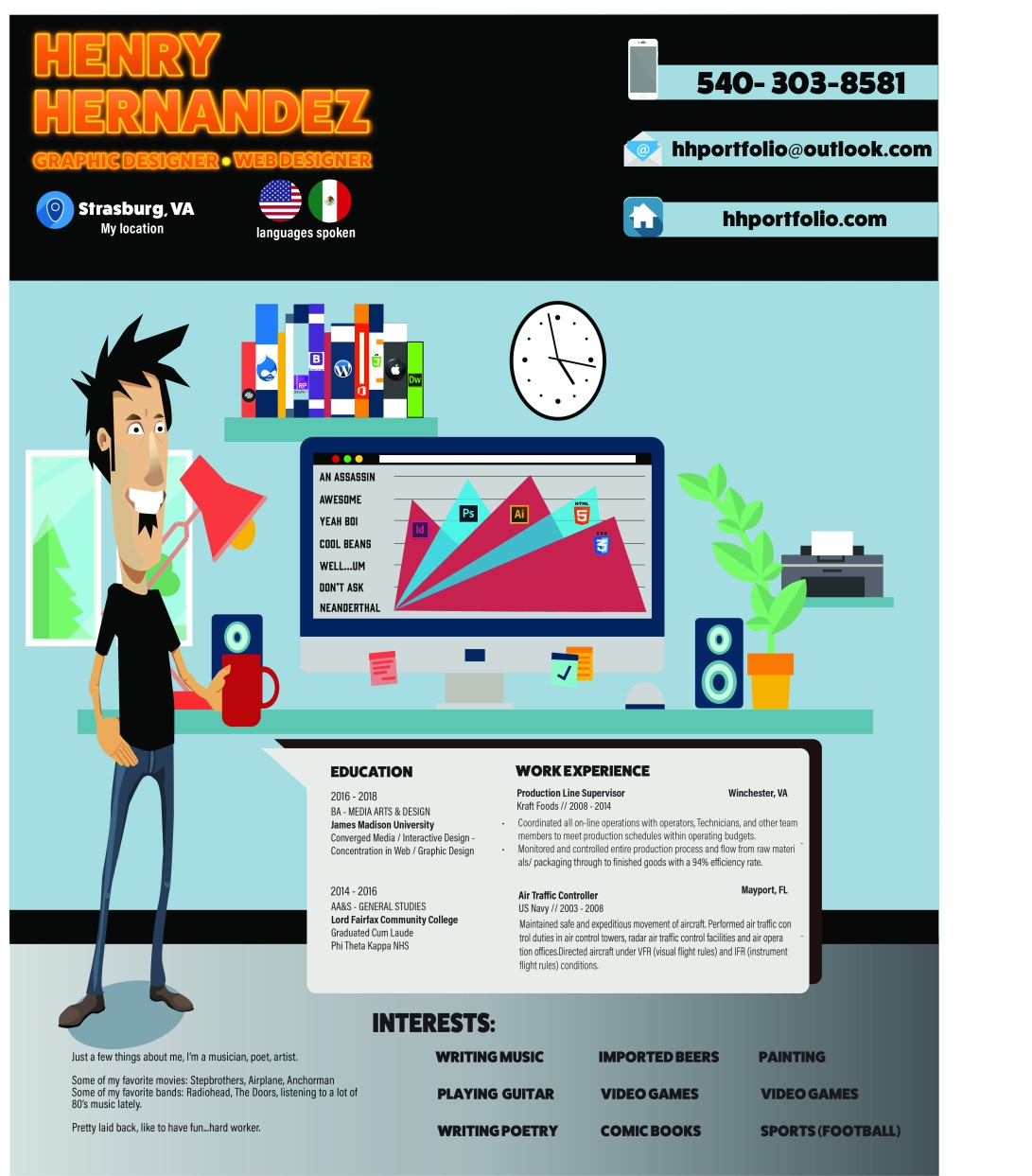 henra creative resume2