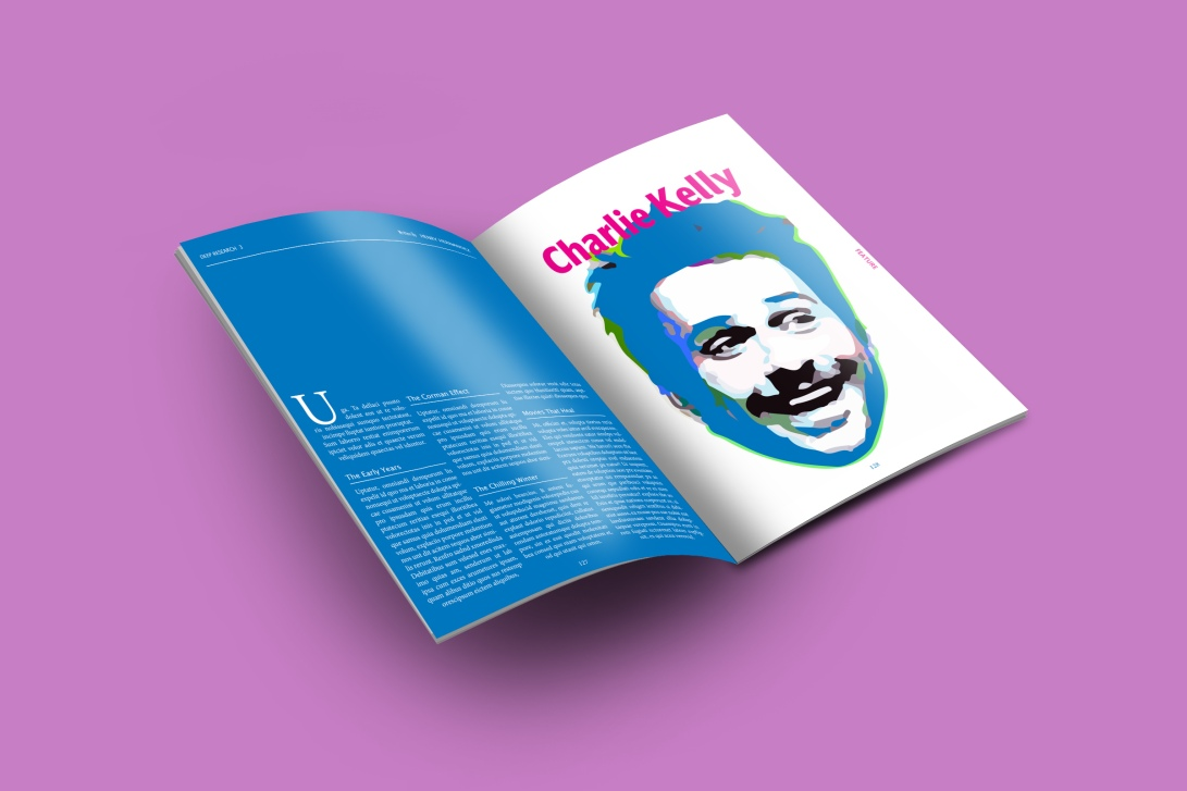 charlie kelly magazine-mockup